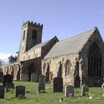 Ainderby Church